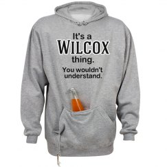 Its a Wilcox thing