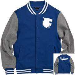 Wildcats men's jacket.