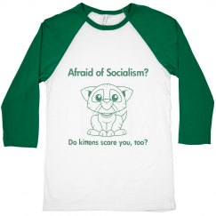 Afraid of Socialism?