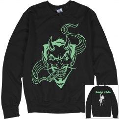 TheOutboundLiving men's spooky season sweater