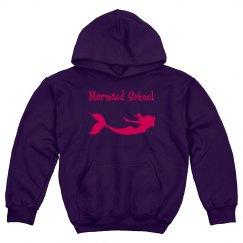 Mermaid Youth Hoodie