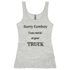 Sorry Cowboy