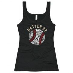 Typography Baseball