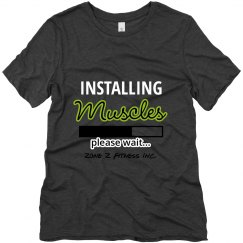 Installing Muscles Tee