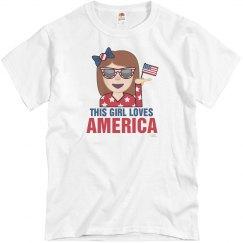 Girl Loves America pk