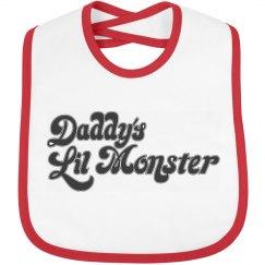 Monster's Lil Bib