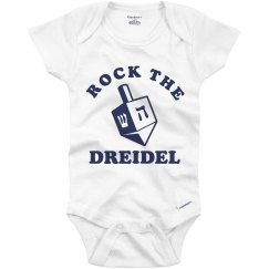 Rock the Dreidel Onesie