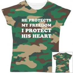 Protect His Heart All Over Print