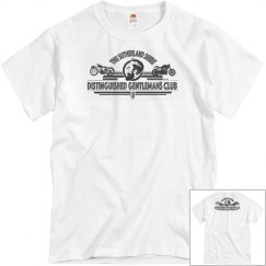 Sutherland Shire Distinguished Gents Club T