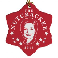 Hillary the Nutcracker