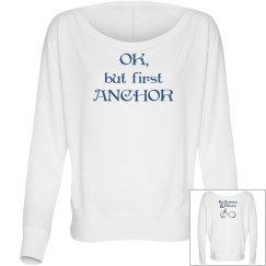 First Anchor