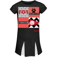Toddler Cheer Girl Ohio