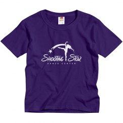 Youth Purple T Shirt
