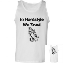 Mens In Hardstyle We Trust