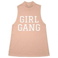 Girl Gang Trendy Halter