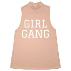 Girl Gang Trendy Halter