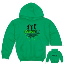 Groove Kidz Pull Over Youth Hoodie