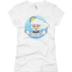 """On Cloud Nine"" Magical Cloud Girl"