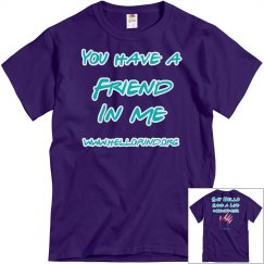 You have a friend