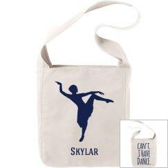 Skylar. Ballet bag