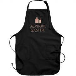 Custom No Minimum Salon Apron
