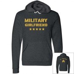 e3bc66d8870ae5 Custom Army Girlfriend Shirts