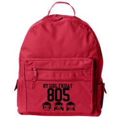 MGF Speak, Hear & See No Evil Backpack