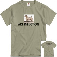 Art Infliction Unisex T-Shirt
