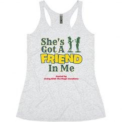 She's Got A Friend In Me (Light)