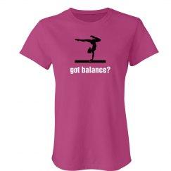 Got Balance?
