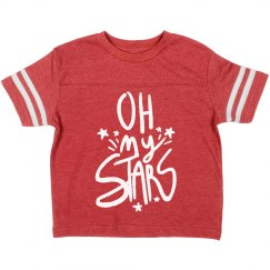 Oh My Stars 4th of July Toddler