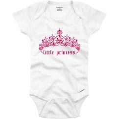 Little Princess Onesie