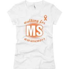 Walking For MS