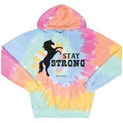 Women's Stay Strong sweatshirt