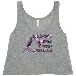 AlterEgo Floral Logo