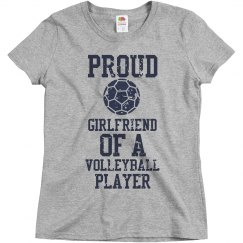 Volleyball Girlfriend
