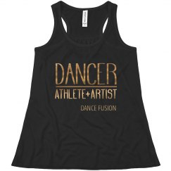 Youth Dancer, Athlete, Artist Tank