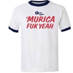 'Murica, Fuk Yeah