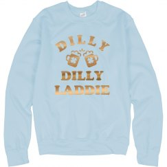 Metallic Dilly Dilly Laddie