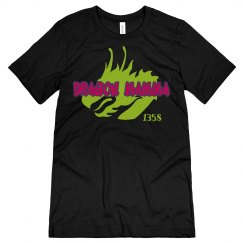 AREA 1358 DRAGON MAMMA TEE