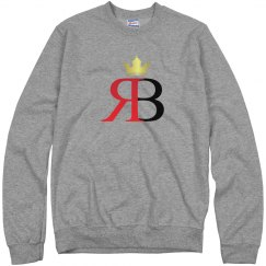 Red Bottoms- Sweatshirt Crown