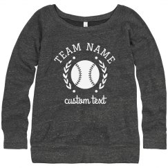 Softball Sweatshirts for the whole Team