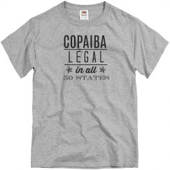 Copaiba Legal in all 50 States