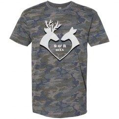 Cameo Deer Heart
