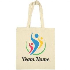 Team Name Logo Tote