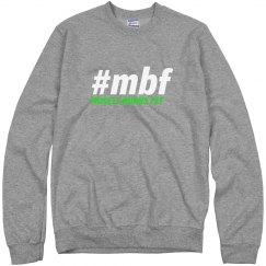 #MBF Coach Warmup Sweastshirt