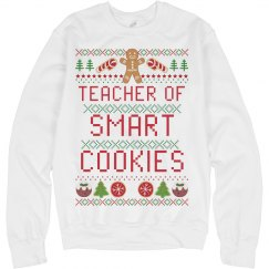 Teacher Of Smart Cookies