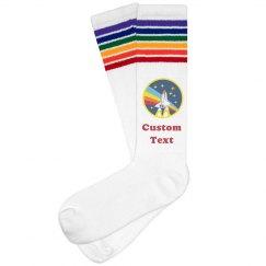 Retro NASA Custom Space Gift