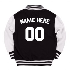 Custom Youth Varsity Jackets