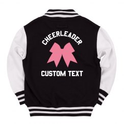Kids' Personalized Cheer Jacket